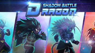 Dragon Shadow Battle Warriors: Super Hero Legend APK MOD - Jayawaru