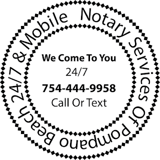 Do You Need a $10 Notary Stamp or a Mobile Notary Service? - Notary