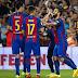 Barcelona goleó 3-0 al Sevilla