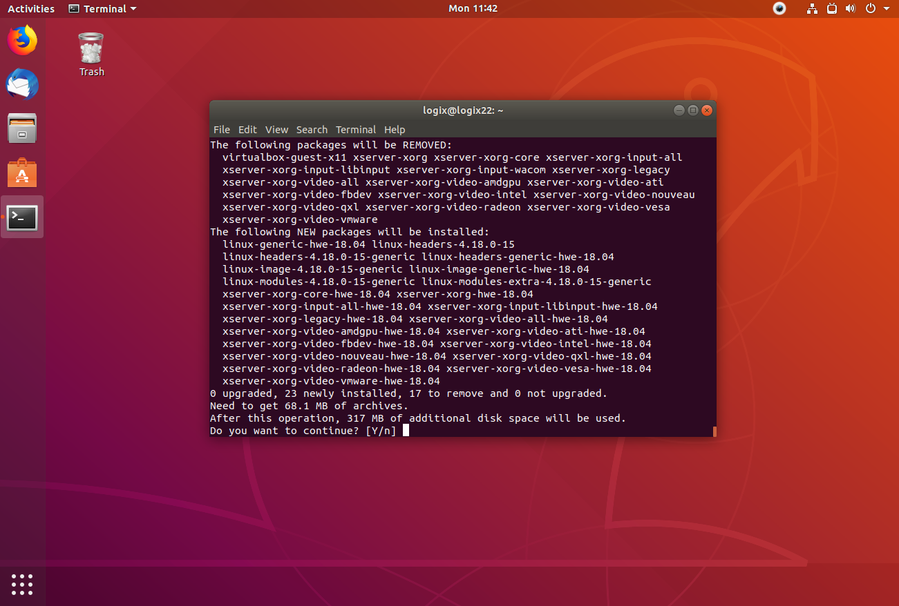 How To Install The Ubuntu 18 04 2 LTS Hardware Enablement Stack