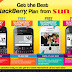 Get the most out of your money and smartphone with any of these affordable Sun BlackBerry plans!