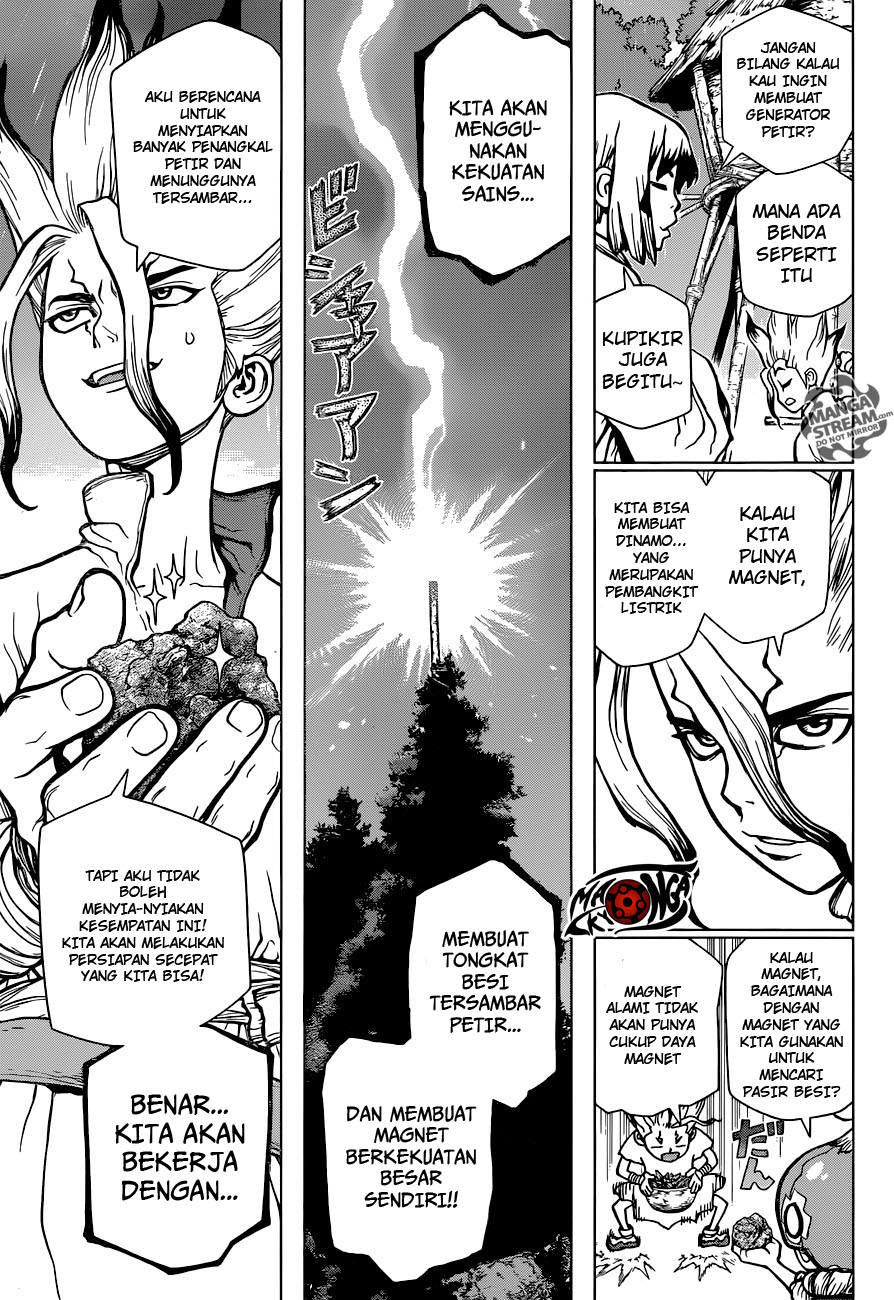 Dr. Stone Chapter 24-7