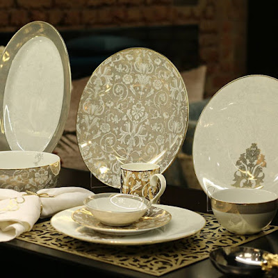 f099bc436c7 Designer Dinner Set Eating food is an essential part of life and the way  you eat tells a lot about yourself  your style