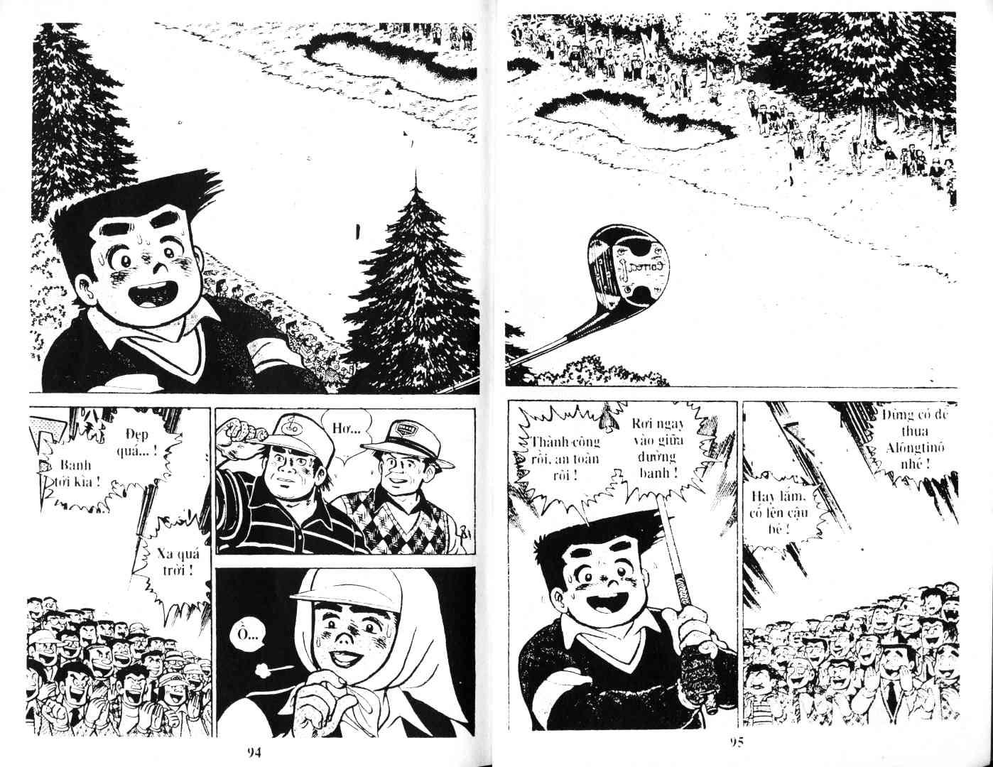 Ashita Tenki ni Naare chapter 40 trang 45