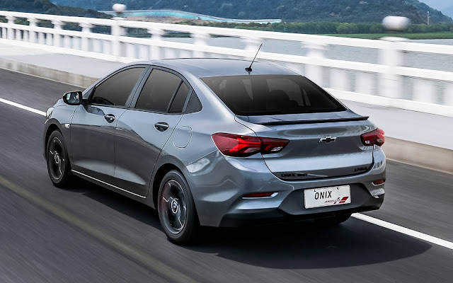 Novo Chevrolet Onix Sedan 1.0 Turbo 2020