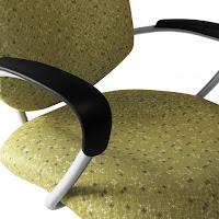 Supra Chair Loop Arms