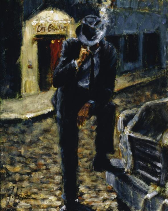 Fabian Perez 1967 ~ Argentine Figurative painter