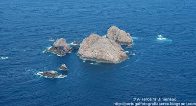Arquipélago das Berlengas - Ilhas Estelas