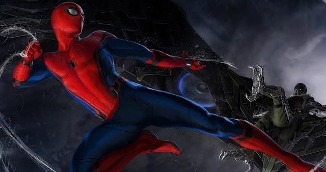 Sorpresas en el adelanto de Spider-Man: Homecoming
