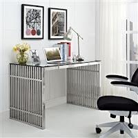 Modway Gridiron Desk