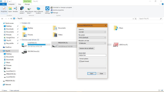 How To Increase RAM of PC using Pendrive (USB) 2017
