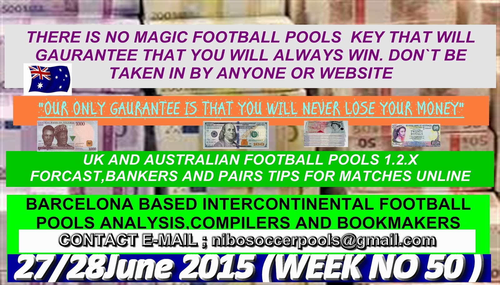 Uk Football Pool Result Week 26 2016 - ▷ ▷ PowerMall