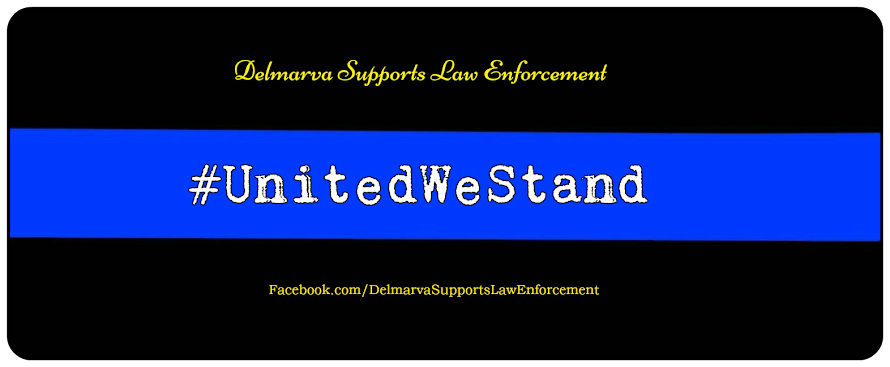 Delmarva Supports Law Enforcement