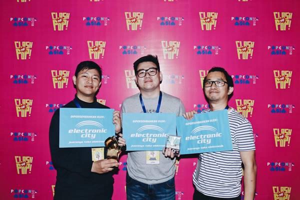 Kategori Boardgame popcon award 2018