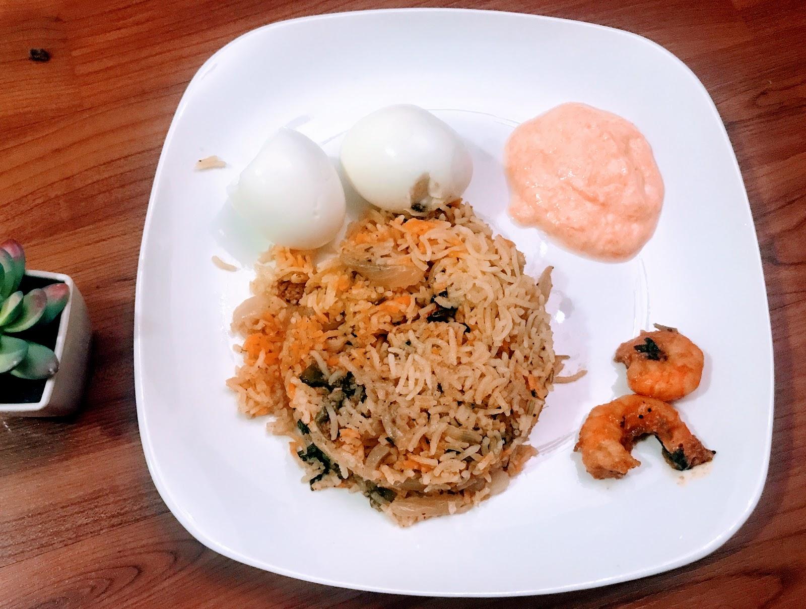 Chicken Dum Biriyani