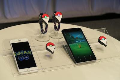Aplicativo Pokémon Go Pokémon Go Plus