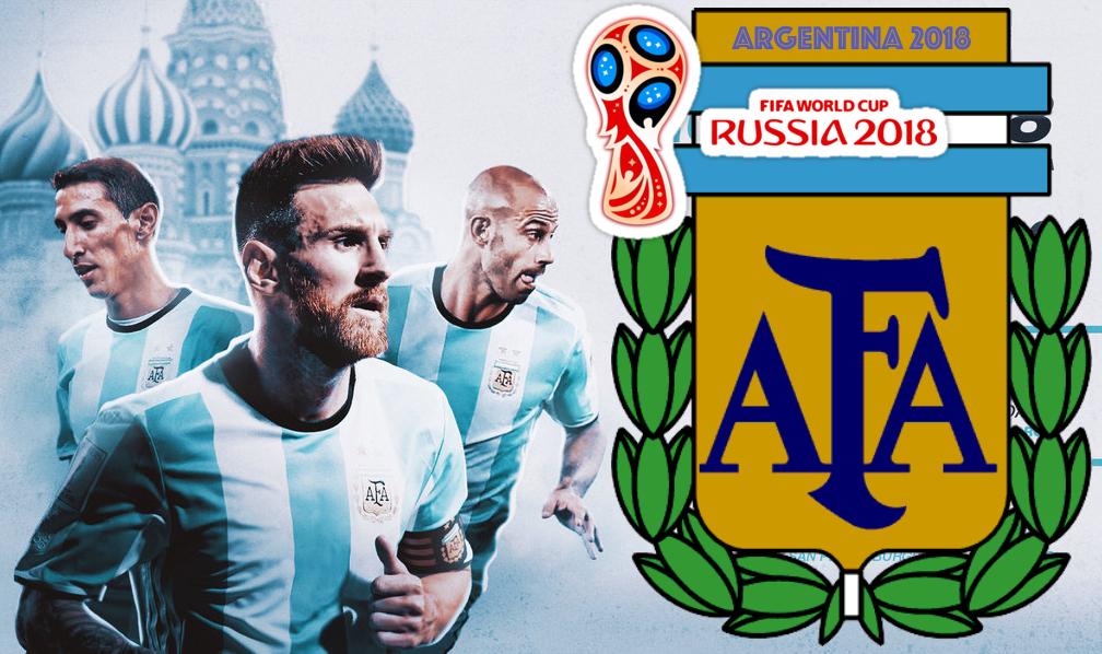 Selección de Argentina   Mundial 2018 Rusia