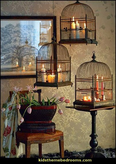 decorating theme bedrooms maries manor birdcage bedroom
