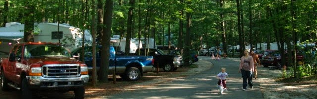 Michigan Campgrounds With Labor Day Weekend Openings
