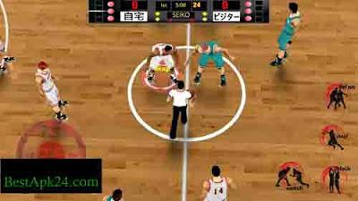 Slam Dunk: INTERHIGH EDITION v1.0.1 Download bestapk24 1