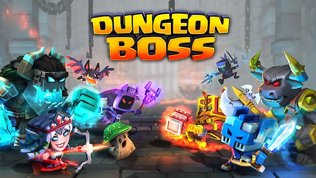 Dungeon Boss Mod APK v0.5.7098 Full Version Images