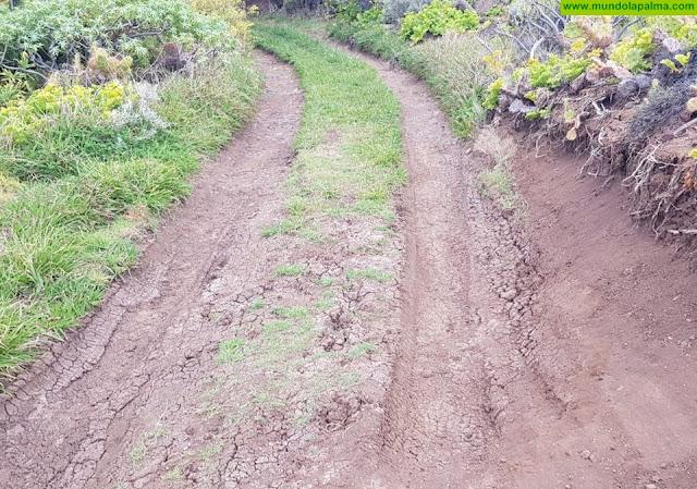 Coalición Canaria en Puntallana reclama mejoras en los accesos al litoral del municipio