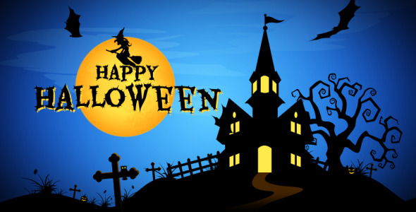 Happy Halloween Scary Images
