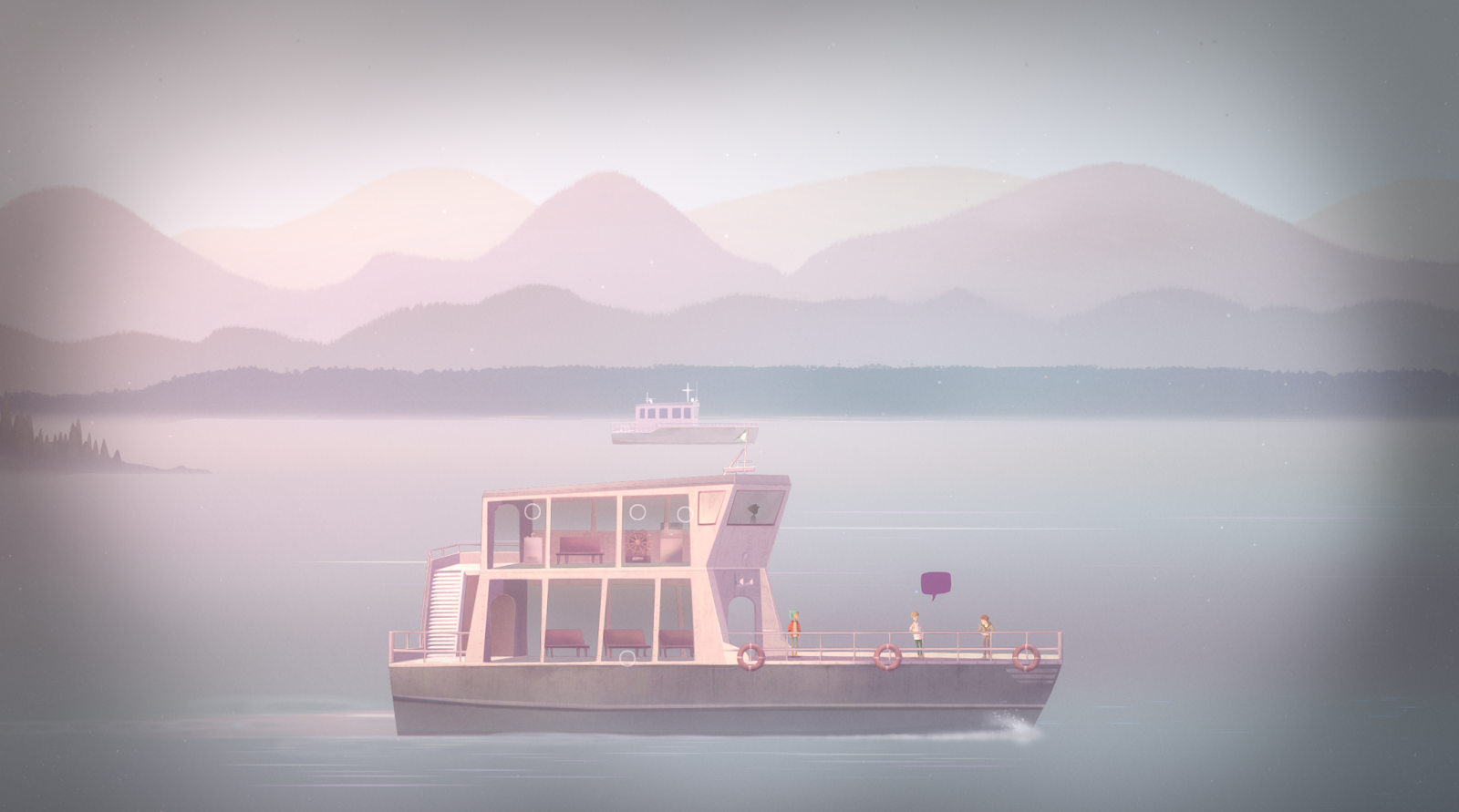 Oxenfree Review | Love, Loss and Living.