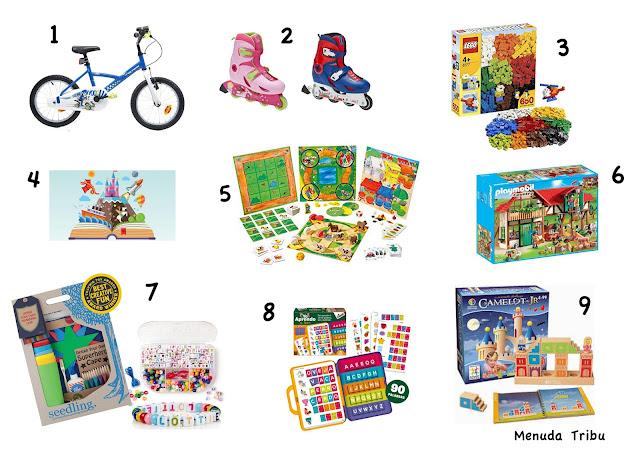 ideas regalos y juguetes niños 4 5 años menuda tribu