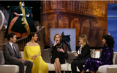 """The Carol Burnett 50th Anniversary Special"" will air December 3 on CBS."