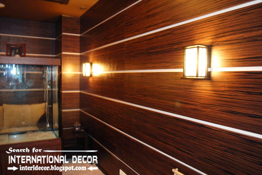 Best 20 Wood Wall Paneling Designs Bloombety Modern Wood