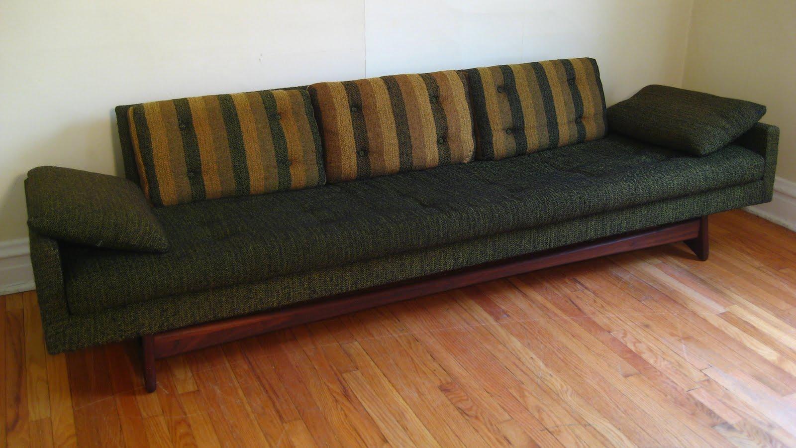 Flatout Design Adrian Pearsall For Craft Associates Sofa