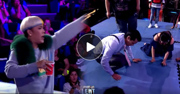 WATCH: Hilarious Scenario Of Judges On PGT Stage