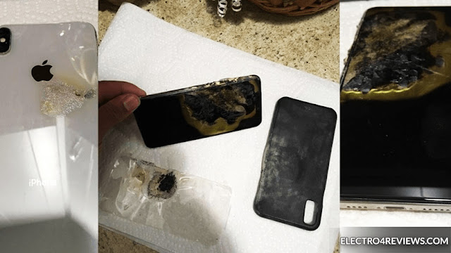 IPhone XS Max Phone Explosion in the United States