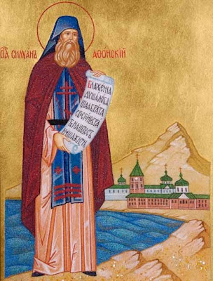 St Silouan