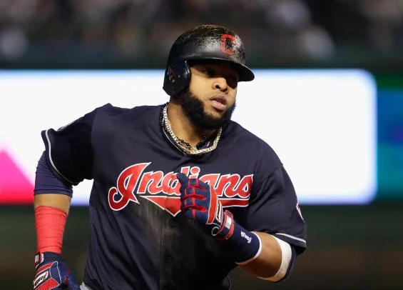 Phillies sign free agent Carlos Santana to three-year deal