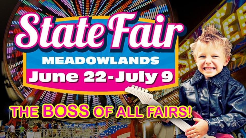 31st state fair meadowlands - State Fair Halloween Belleville Nj