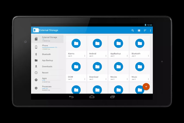 AnExplorer File Manager Pro v3.0 Paid Apk For Android