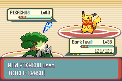 pokemon blazed glazed screenshot 1