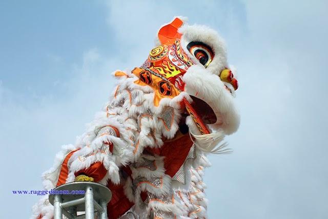 Master Siow | Master of the Lion Dance Bertaraf Dunia