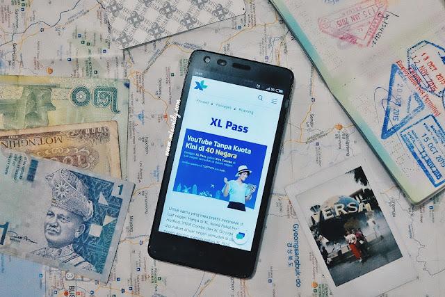 pengalaman menggunakan paket roaming xl pass ke luar negeri