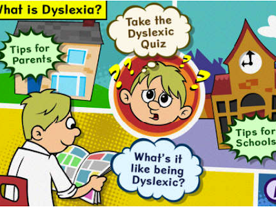 Educational iPad Apps for Learners with Dyslexia