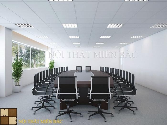Sử dụng ghế xoay văn phòng làm ghế phòng họp