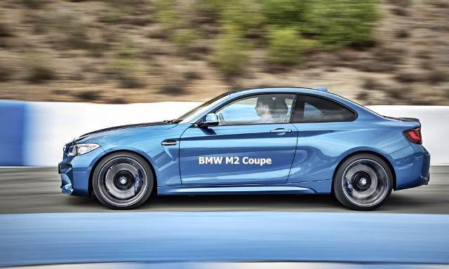 2016 BMW M2 Coupe Review Exterior
