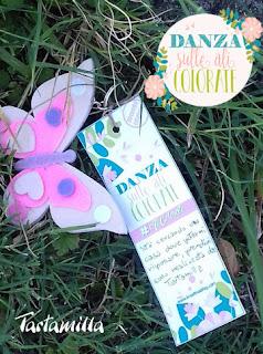 farfalla in gomma crepla