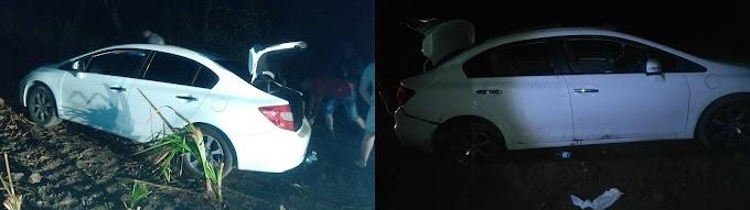 Veículo roubado em Anapurus, é recuperado por Policiais Militares.