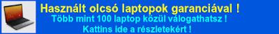 használt laptop olcsón