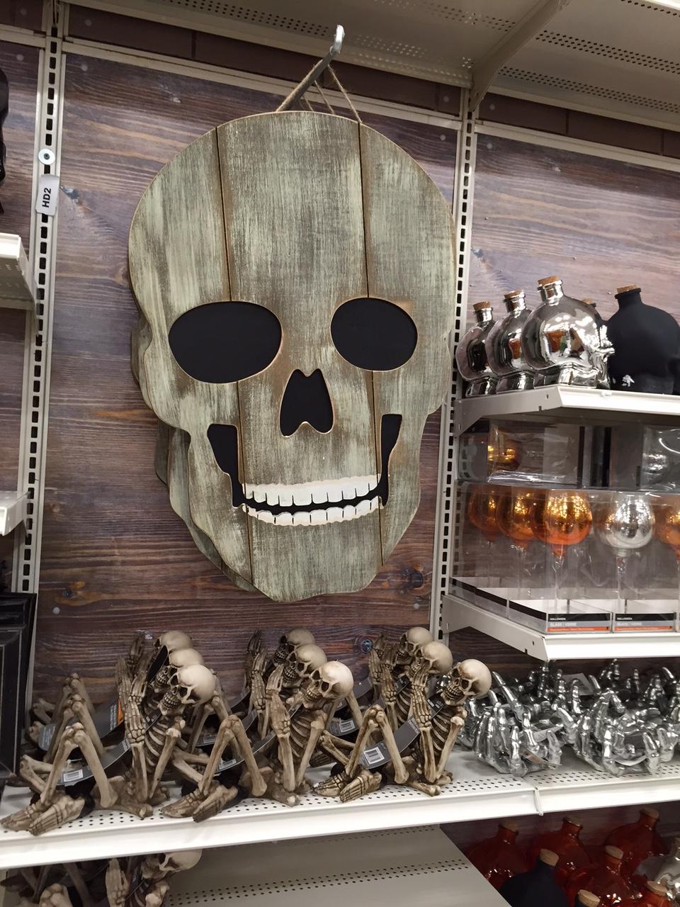 2015 halloween at michaels 2 - Michaels Halloween Decor