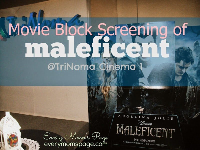 My Movie Experience: #Maleficent @TriNoma Cinema1
