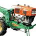 Dinas Pertanian Samosir Terima 4 Unit Hand Traktor